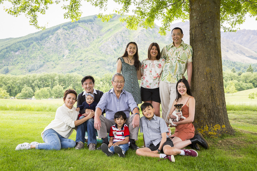 Family Portrait Photographer Queenstown 17